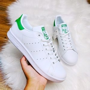 Adidas Originals Stan Smith Cloud White Green